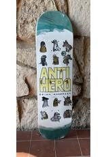 Anti-Hero Anti-Hero BA Usual Suspect Deck - 8.75 x 32.75
