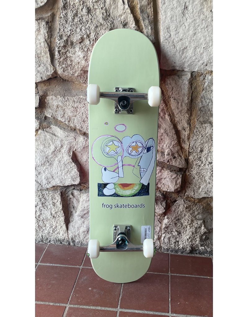 Frog Skateboards Frog Senseless Complete - 8.0 x 31.75