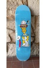Krooked Krooked Gonz Art Lover Deck - 8.38 x 32.25