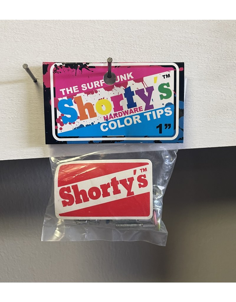 """Shorty's Shorty's Hardware 1"""" Phillips - The Surf Punk"""