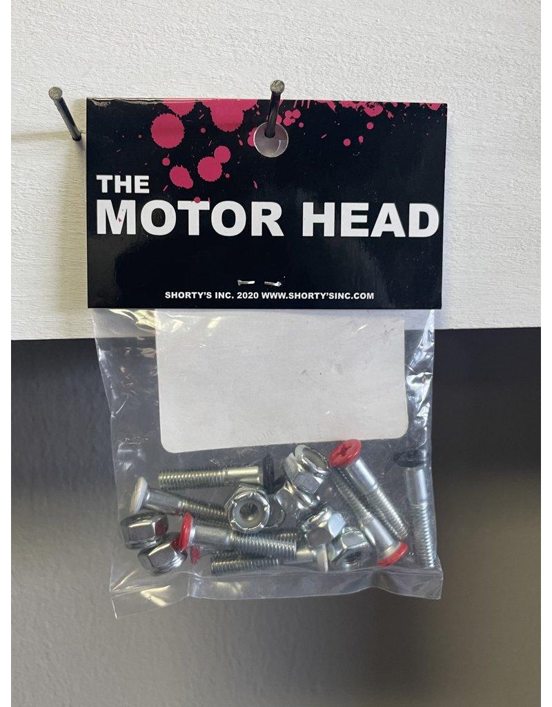 "Shorty's Shorty's Hardware 1"" Phillips - The Motor Head"