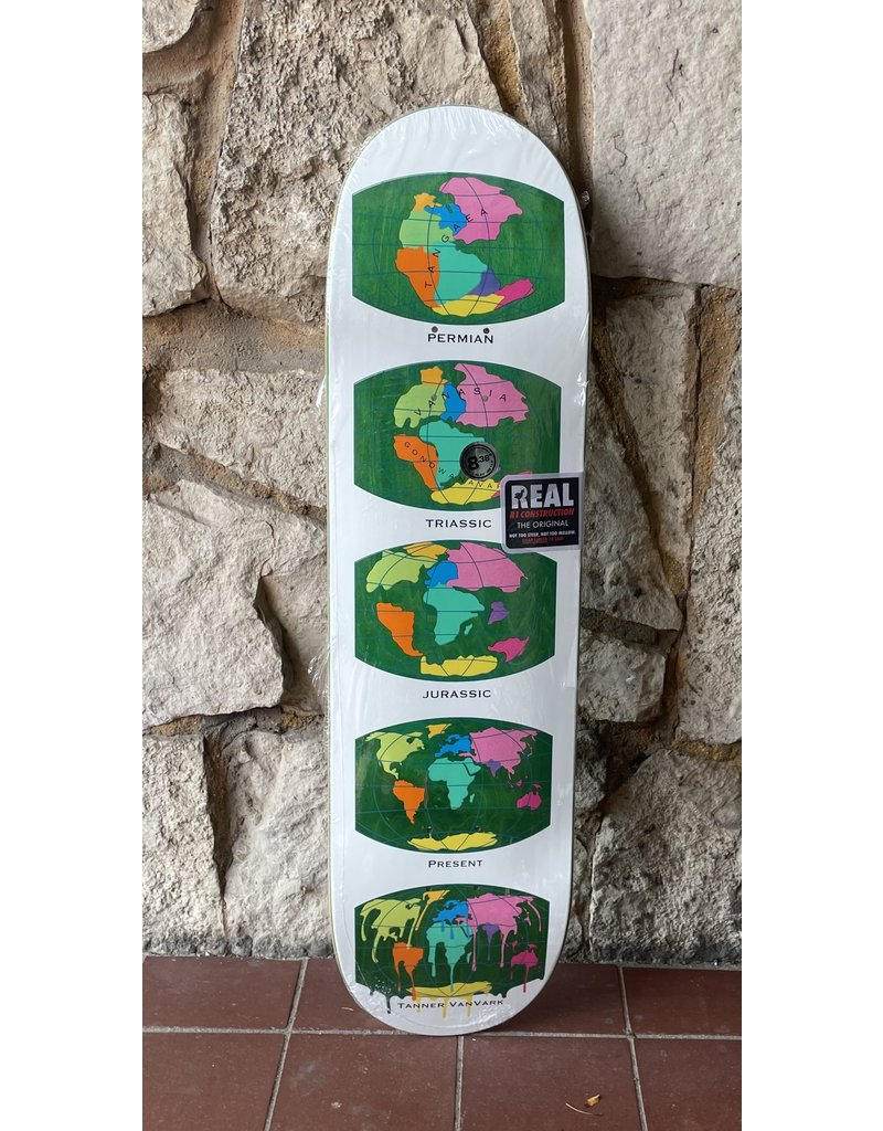 Real Real Tanner All Earth Deck - 8.38 x 32.25