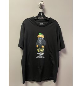 DGK DGK Masked T-shirt - Black (size Large)