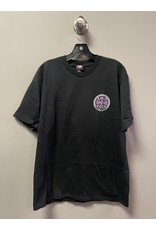 Independent Independent 78 Cross T-shirt - Black (size Large)