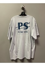 Picture Show STUDIO T-shirt - Silver  (size X-Large)