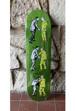 FIREXSIDE FIREXSIDE Perdue Last Man Standing Green Stain Deck - 8.0 x 32
