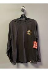 Spitfire Spitfire Classic Overlay Swirl Longsleeve T-shirt - Brown