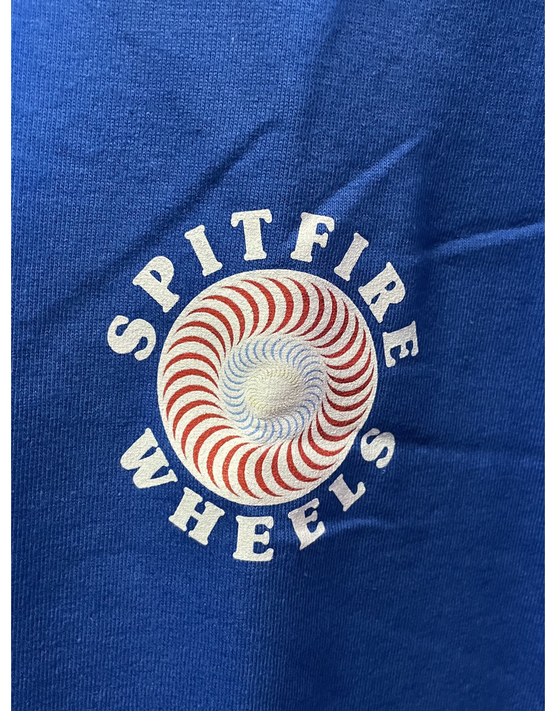 Spitfire Spitfire OG Classic T-Shirt - Royal