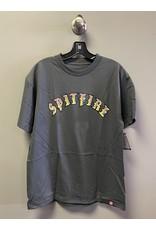 Spitfire Spitfire Old E T-Shirt - Charcoal