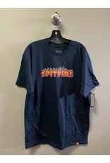 Spitfire Spitfire Flashfire T-Shirt - Navy