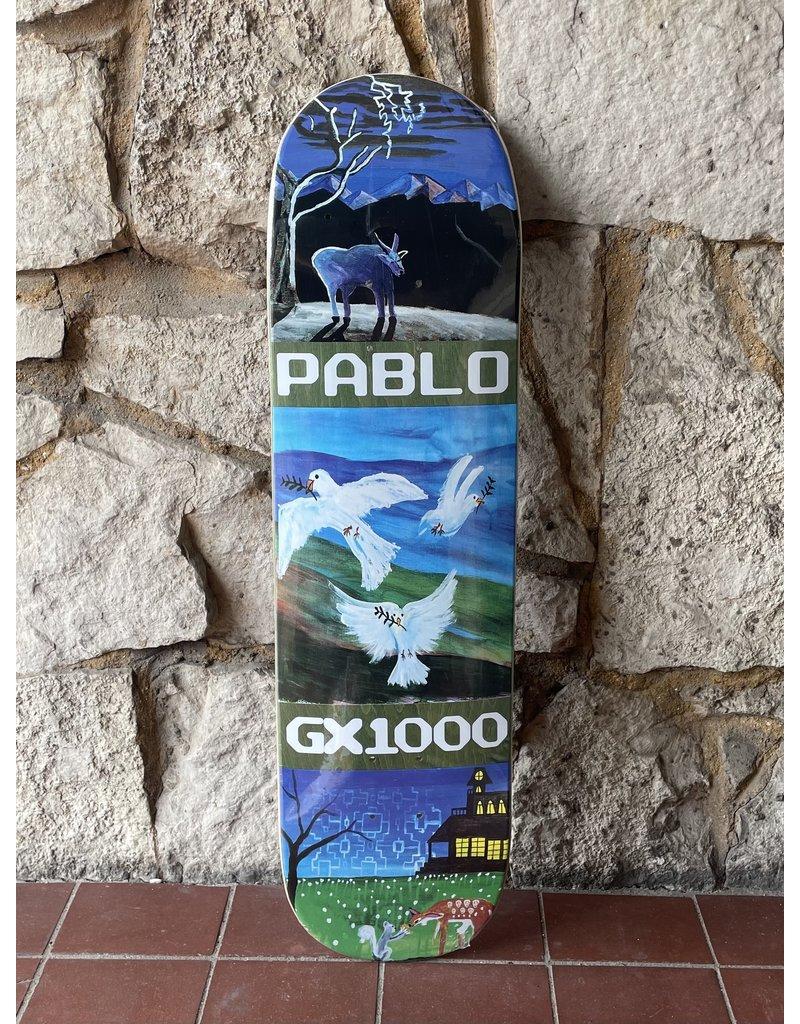 GX1000 GX1000 Pablo Ramirez Pro Debut Deck - 8.5  32.125