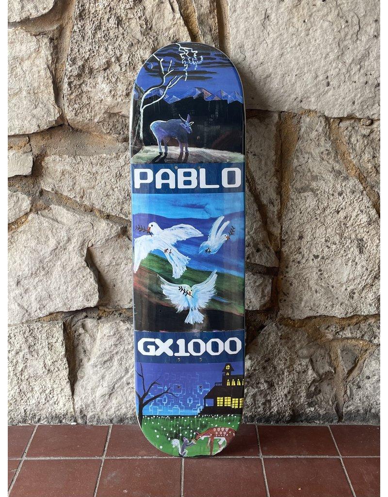 GX1000 GX1000 Pablo Ramirez Pro Debut Deck 8.375 x 32.25