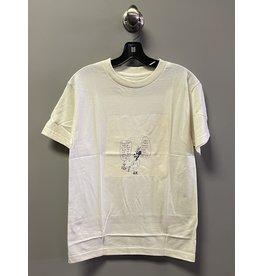 GX1000 GX1000 All The Time T-shirt - Creme