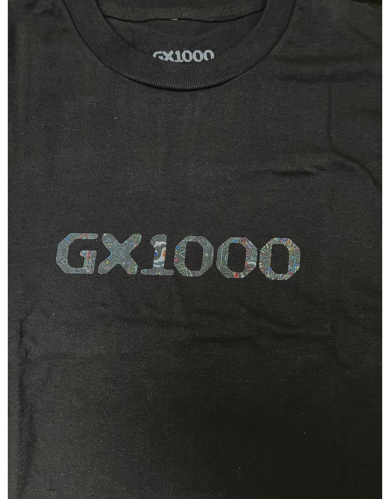 GX1000 GX1000 OG Trip T-shirt - Black