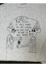 GX1000 GX1000 The Vision T-shirt - Grey