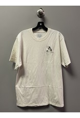 Pass~Port Pass Port Bobby Embroidery T-Shirt - Natural