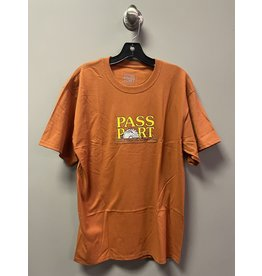 Pass~Port Pass Port Circle Saw T-Shirt - Texas Orange