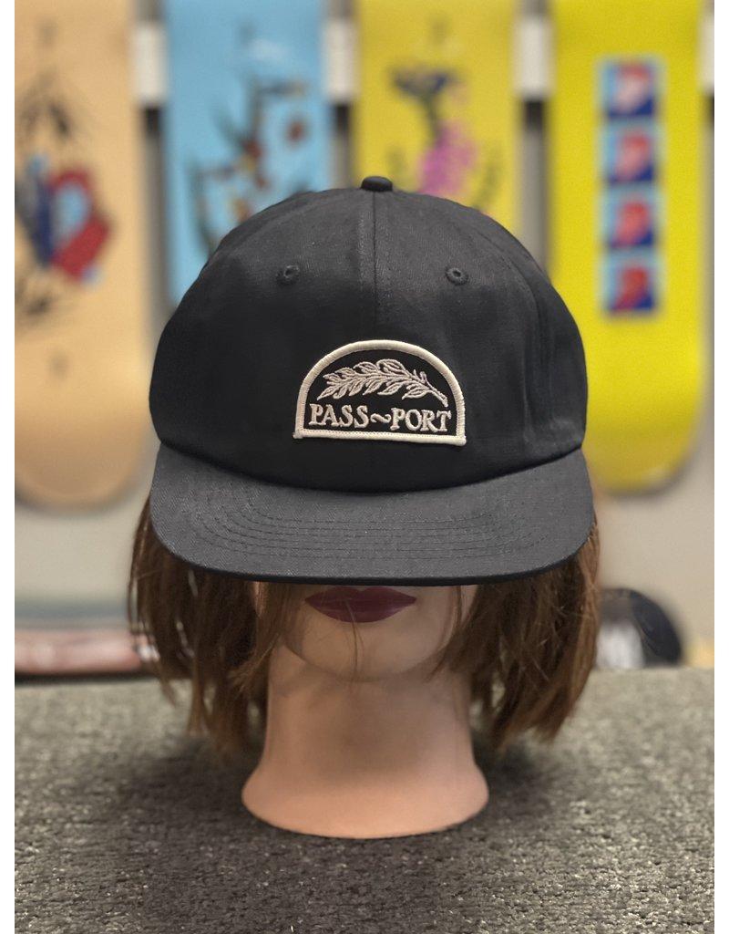 Pass~Port Pass~Port Quill Patch Hat - Black