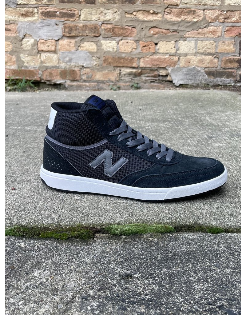New Balance Numeric NB Numeric 440 High - Black/Grey