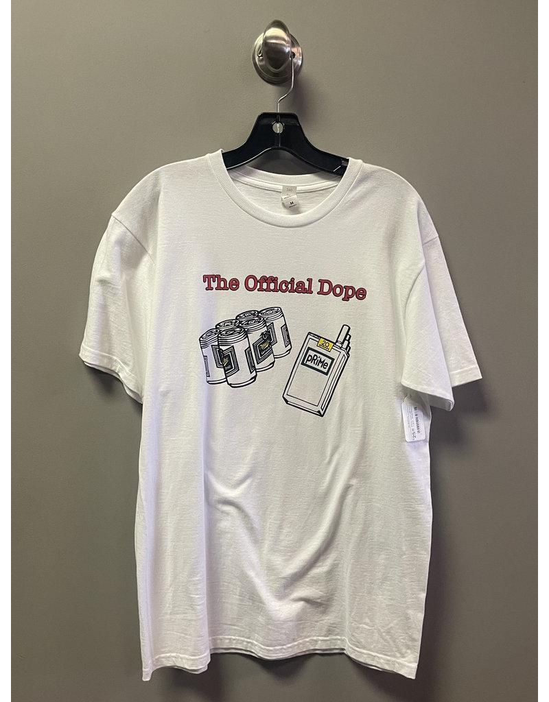 Prime Prime Jason Lee Icons T-shirt - White