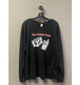 Prime Prime Jason Lee Icon Crewneck Sweater - Black