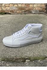 Vans Vans Skate Mid Skool - (Pearl Leather) White