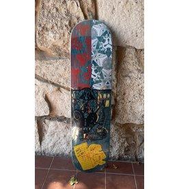GX1000 GX1000 Jeff Carlyle Pro Debut Deck - 8.25 x 32.125