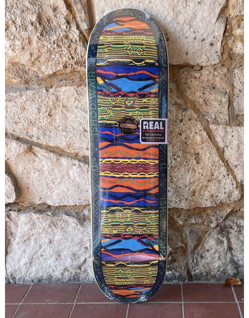 Real Real Ishod Comfy Twin Tail Deck - 8.25 x 31.8