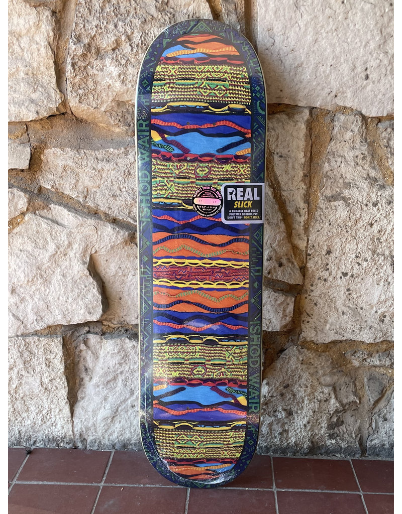 Real Real Ishod Comfy Twin Tail Slick Deck - 8.3 x 31.9