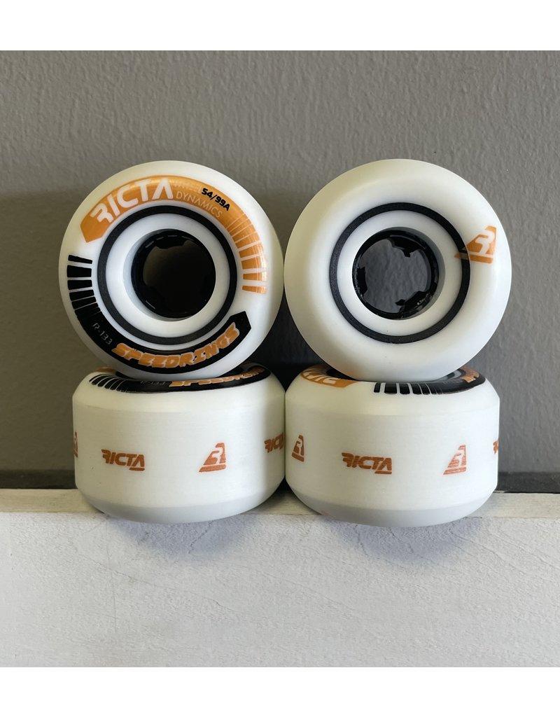 Ricta Ricta Speedrings Wide 101a 54mm Wheels (set of 4)