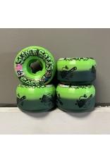 Slime Balls Slime Balls Double Take Cafe Vomit Mini Green/Black 54mm 95a Wheels (set of 4)