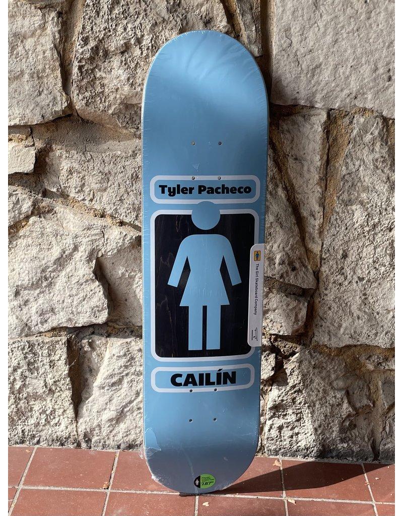 Girl Girl Pacheco 93 Til Deck - 7.87 x 31.25 (G021)