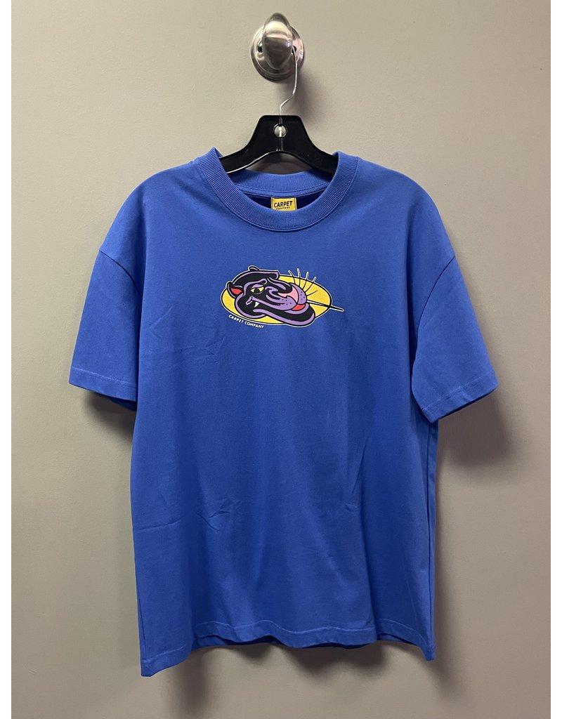 Carpet Carpet Panther T-Shirt - Royal (size Medium)