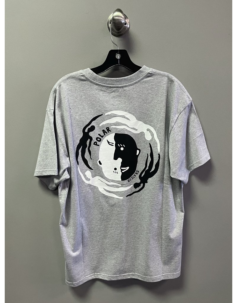 Polar Polar Circle Of Life T-shirt - Sport Grey (size Small or Medium)