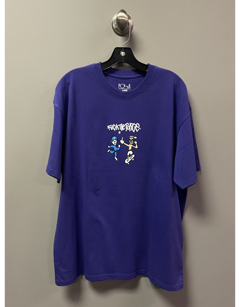 Polar Polar FTP T-Shirt - Purple