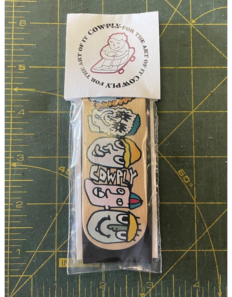 Cowply Cowply Heads FB Deck - C1 33.5