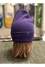 WKND Classic Cuff Beanie - Purple