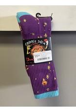 Anti-Hero Anti-Hero Grimple Dust 3-Pack Socks - Purple/Black