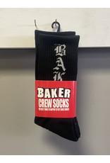 Baker Baker Oakland Socks - Black
