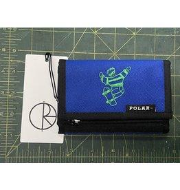 Polar Polar Skate Dude Key Wallet - Blue