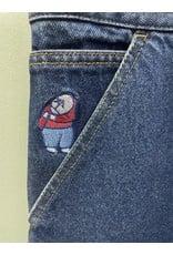Polar Polar Big Boy Work Pants - Dark Blue