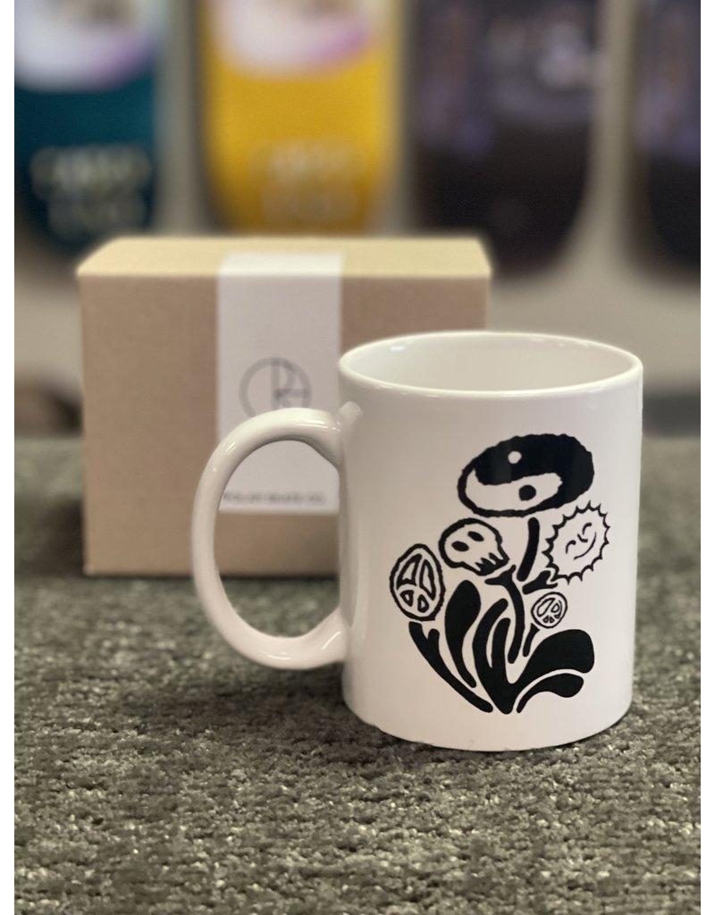 Polar Polar Trippin' Mug - White