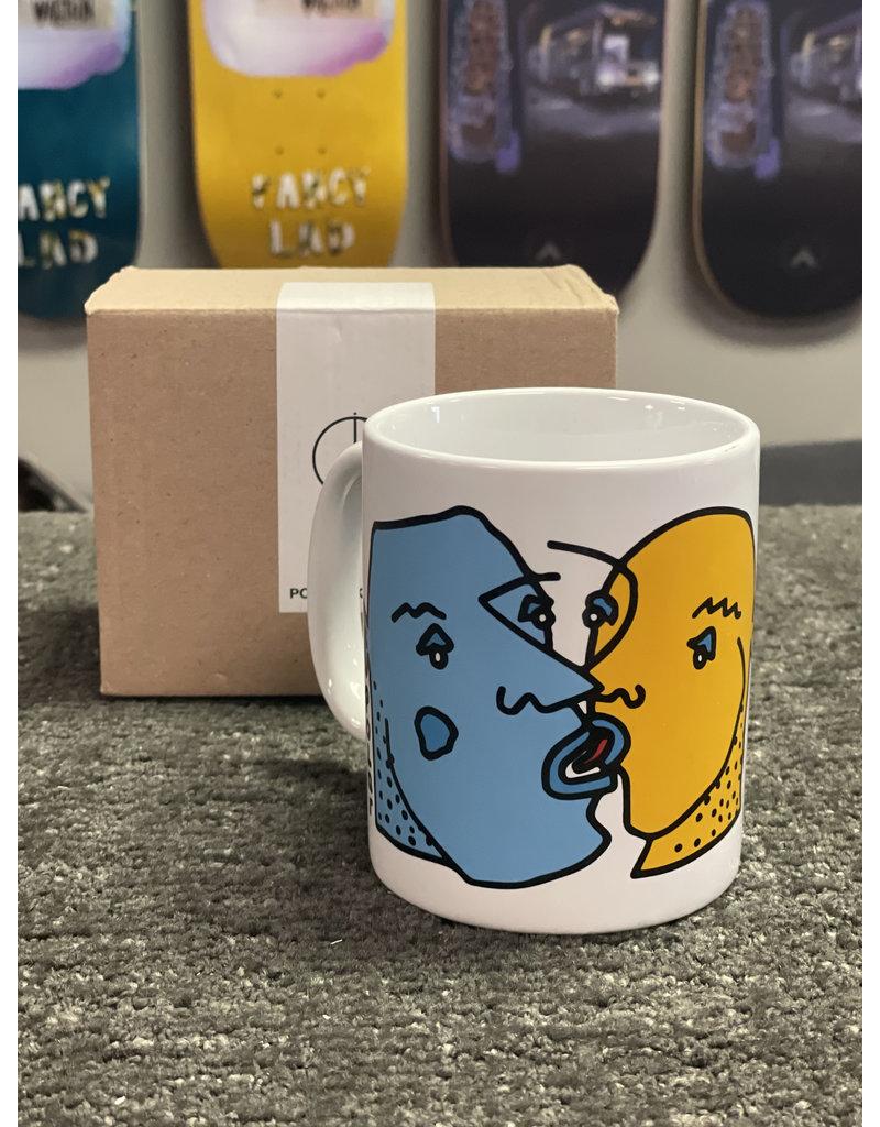 Polar Polar Kissing Faces Mug