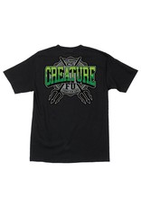 Creature Creature Flunkee Pocket T-shirt (size Medium or XX-Large)