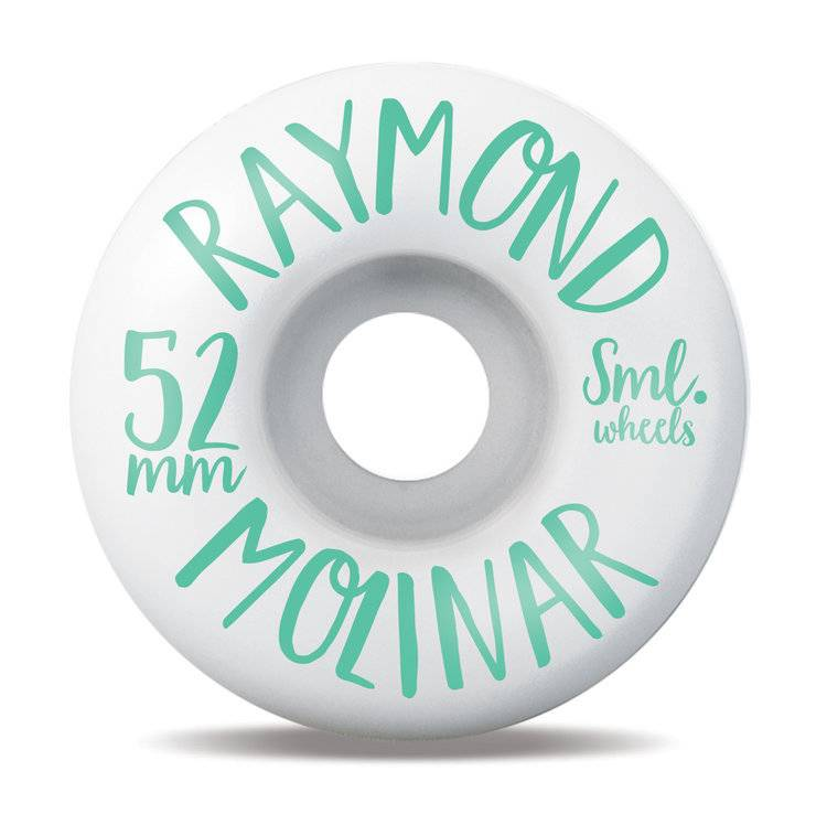 Sml. Sml. Signs Raymond Molinar 52mm OG Wide AG Formula Wheels (Set of 4)