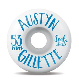Sml. Sml. Signs Austyn Gillette 53mm OG Wide AG Formula Wheels (Set of 4)