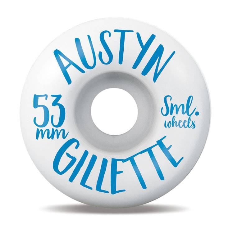 Sml. Sml. Signs Austyn Gillette 53mm OG Wide AG Formula Wheels (Set of 4)