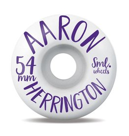 Sml. Sml. Signs Aaron Herrington 54mm V-cut AG Formula Wheels (Set of 4)