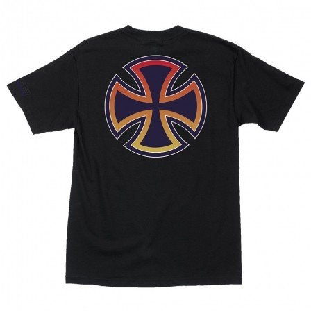 Independent Independent FIggy Faded T-shirt - Black