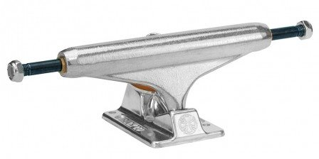 Independent Independent 139 Stage 11 Forged Titanium Silver Standard Trucks (Set of 2)